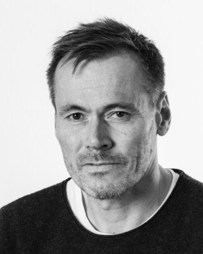 Black and white profil picture of Atle Geving, Sales Norway at ChromoGenics.