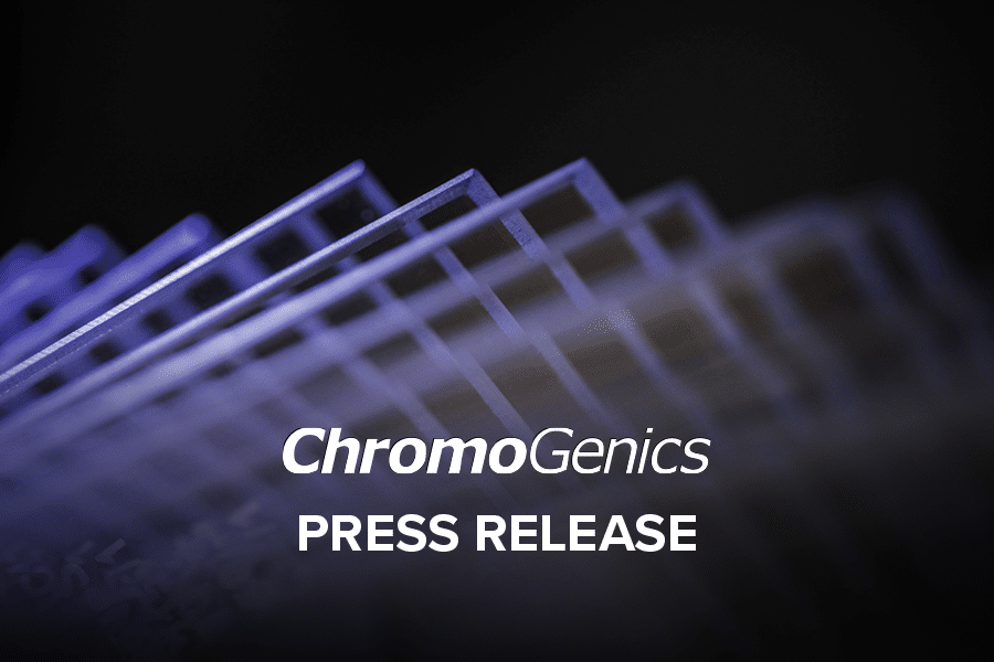 Black and blue cover photo for Press Release